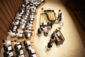 東京ムジーククライス 第2回定演 (ピアノ)
